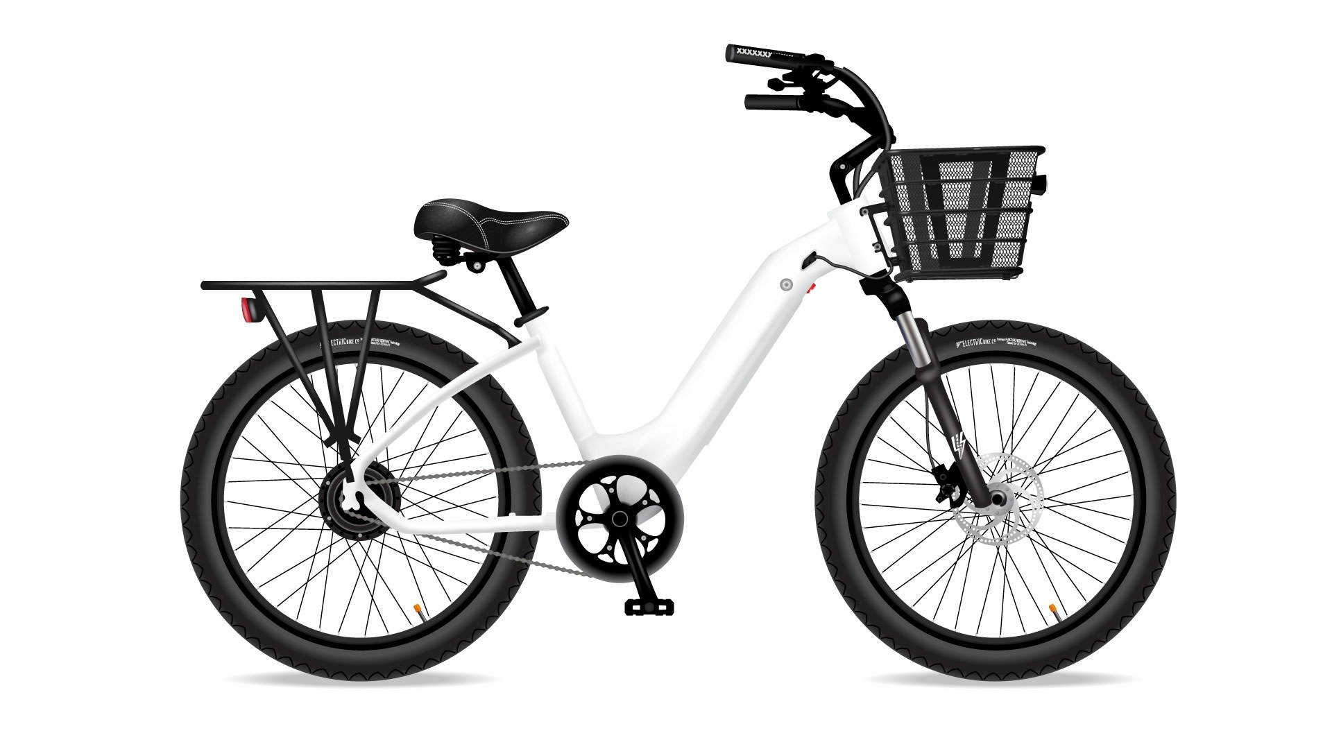 Electric Bike Company Model R