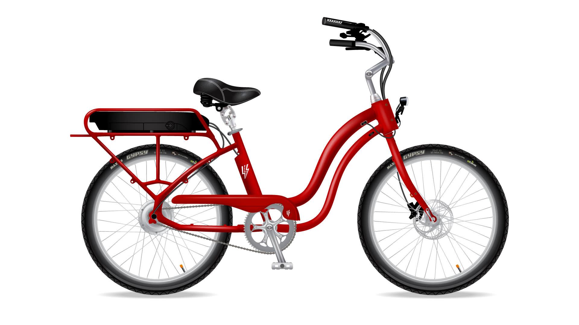 Electric Bike Company Model S