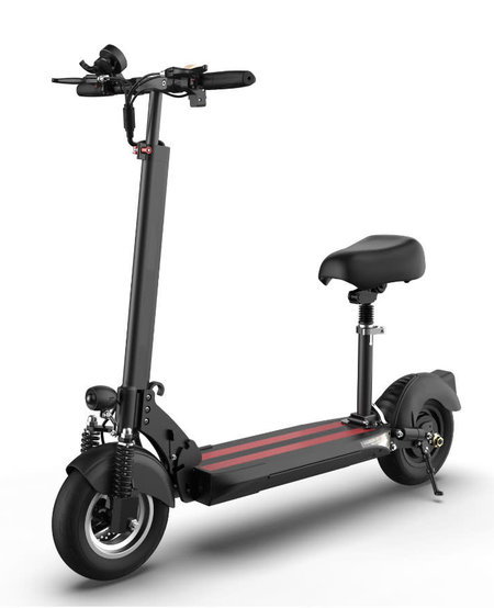 Radical Scooter With Anti-Theft Alarm