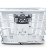 Electric Bike Company Front Basket Silver