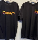 Burn The Ships Electrics BTSe Logo Short Sleeve T-Shirt