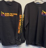Burn The Ships Electrics BTSe Logo Long Sleeve T-Shirt
