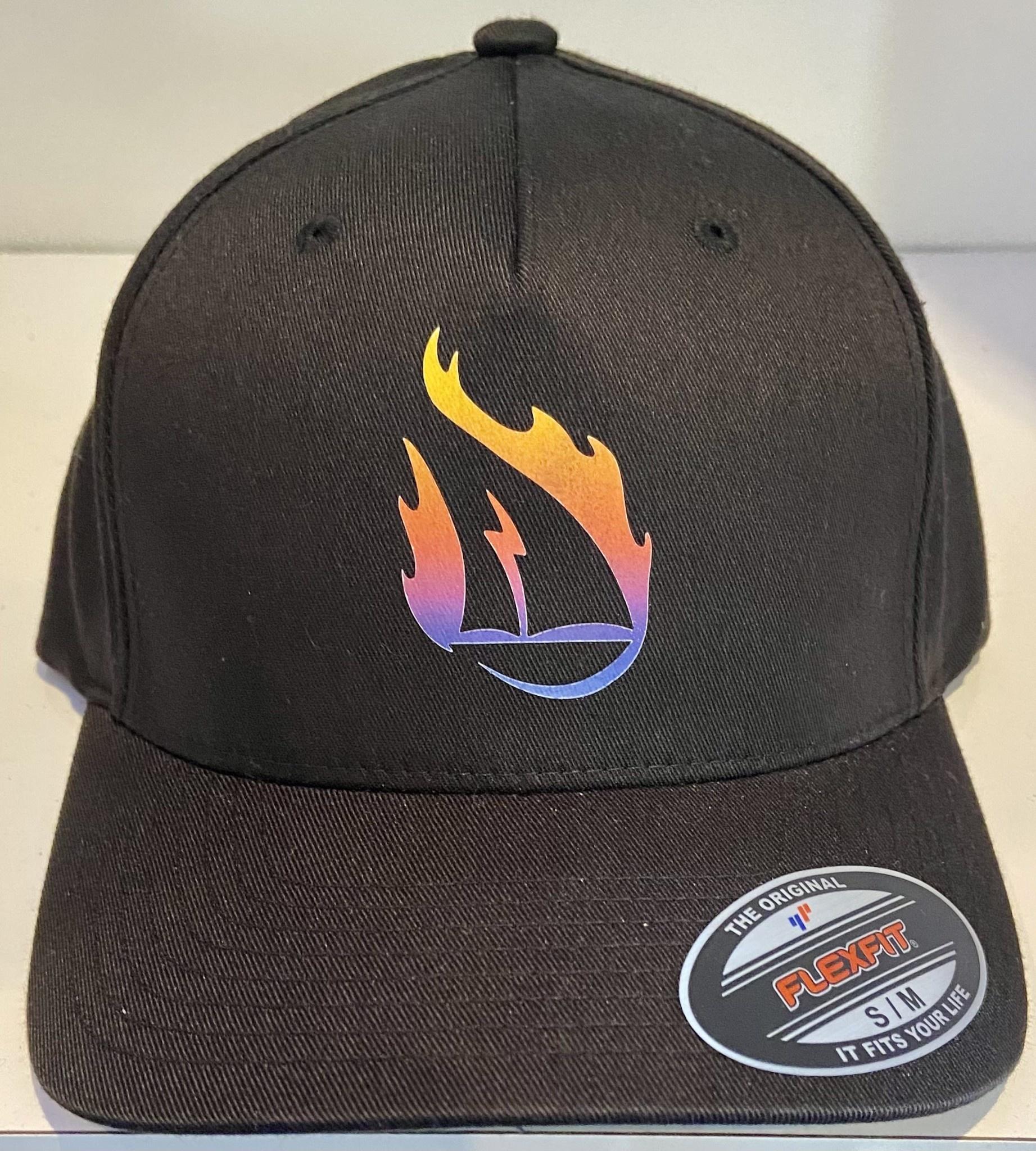 Burn The Ships Electrics BTSe Logo Hat Flexfit