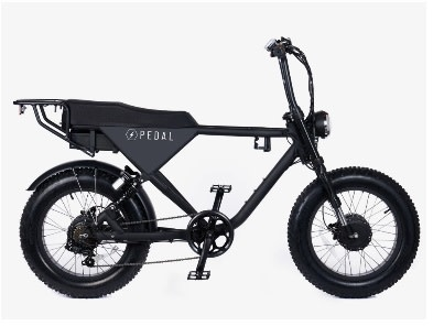 Pedal Electric All Wheel Drive II