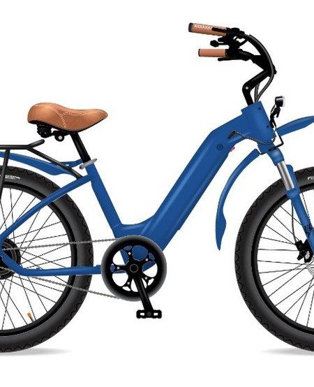 MODEL R LAPSE BLUE FENDERS SUSP SEAT 7SP RACK