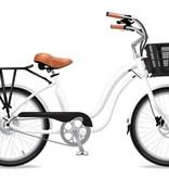 Electric Bike Company Model M Rack Basket Fenders Black Guard