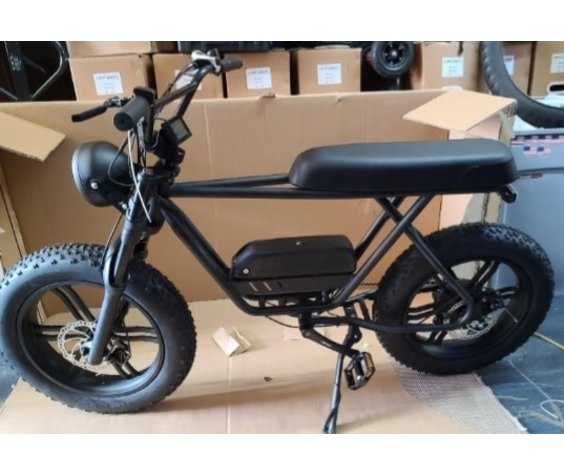 Driven Bikes Stealth S74