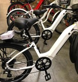 Electric Bike Company Model R White Rack Fenders 7SP