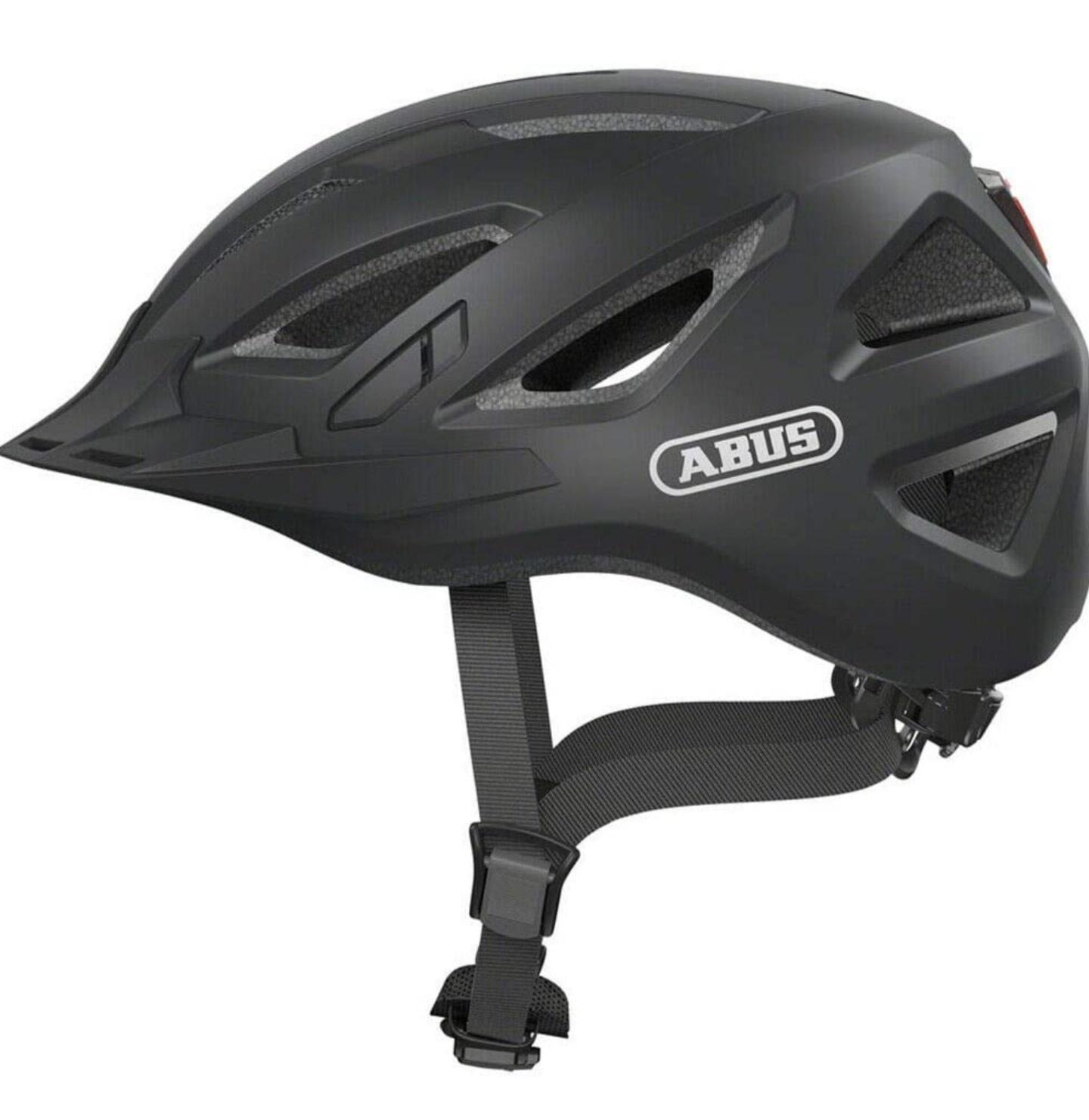ABUS Urban-I 3.0 Helmet Velvet Black (XL 61-65)