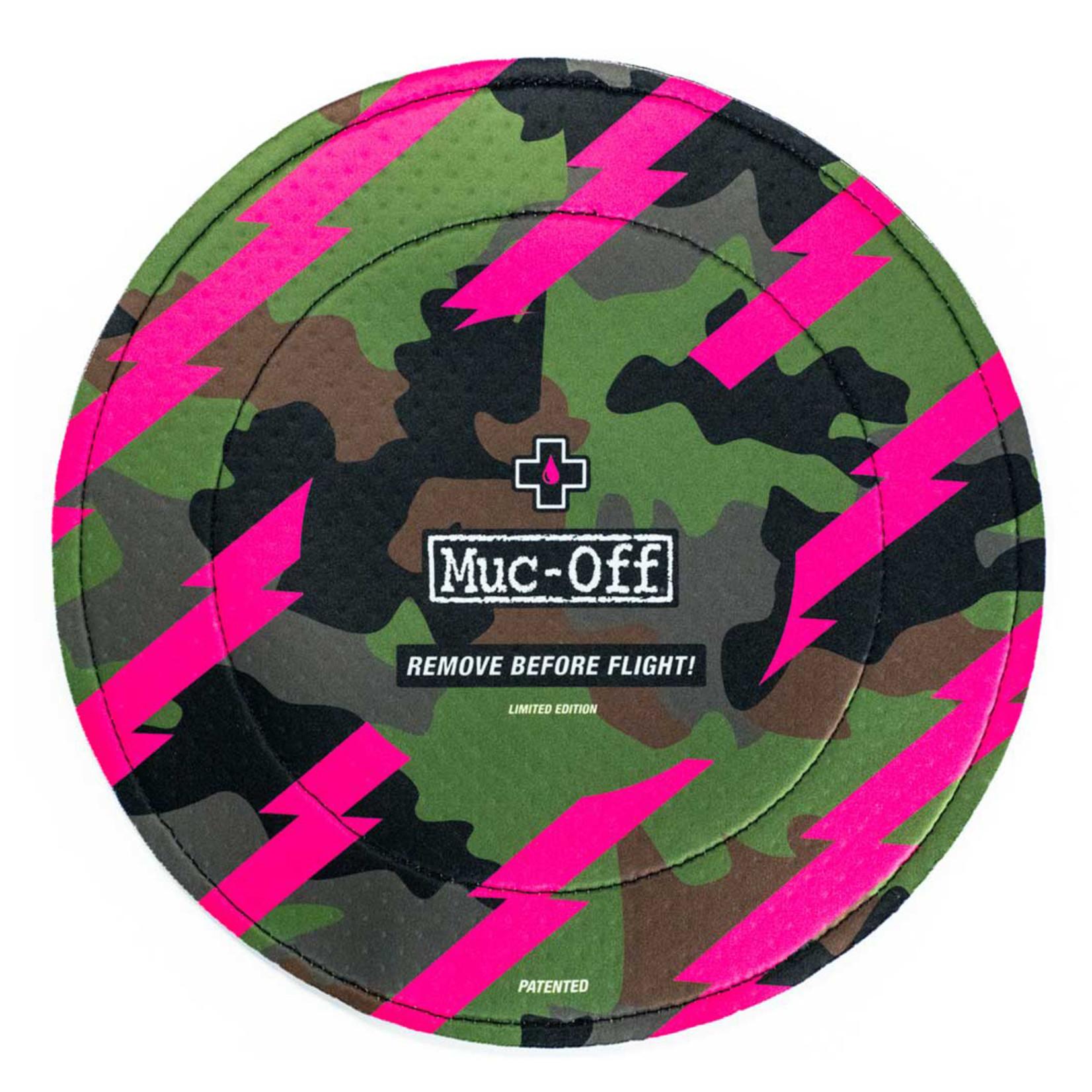 Muc-Off Muc-Off, Disc Brake Cover, Camo, Pair