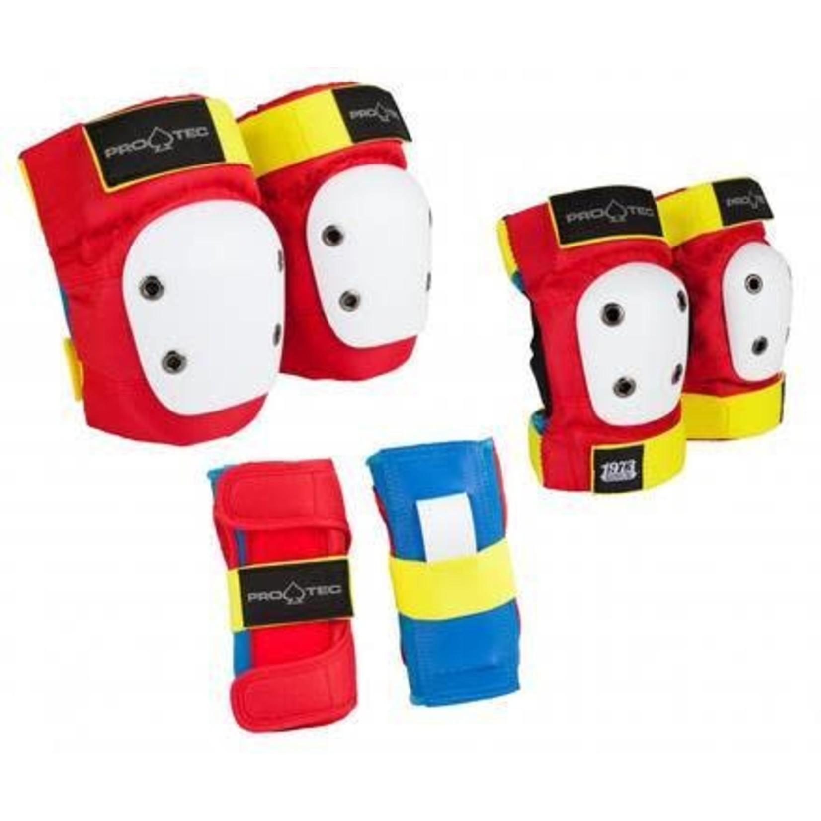 Pro-Tec Pro-Tec - Junior 3 Pack (Knee/Elbow/Wrist),