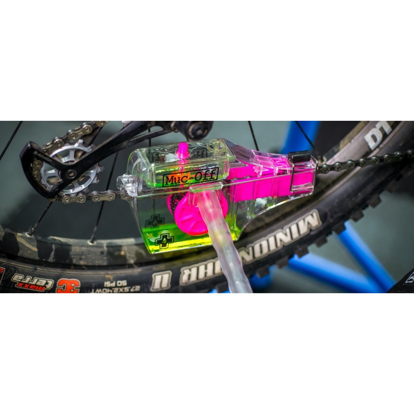 Muc-Off Muc-Off, X-3, Chain Cleaning Kit