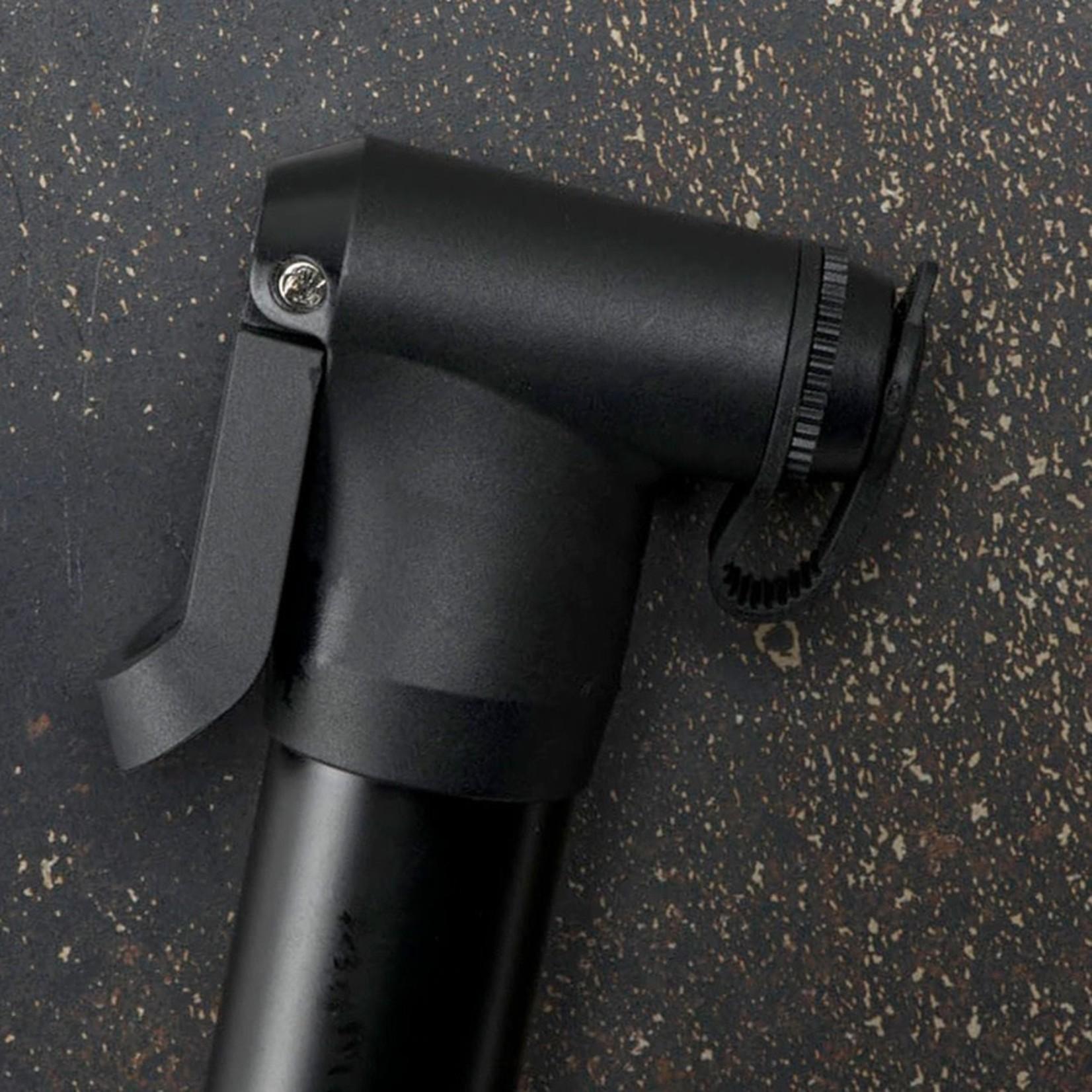 BLACKBURN BlackBurn, Mouantain Anyvavle Mini Pump, Black