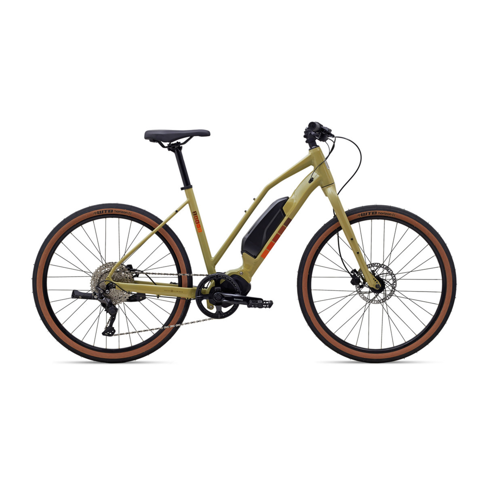 Marin Bikes Marin Sausalito E1 Step Through (2022)