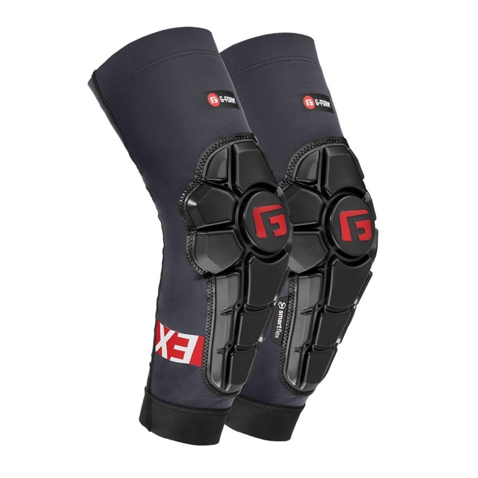 G-Form G-Form, Pro-X3, Elbow/Forearm Guard, Black, XL, Pair