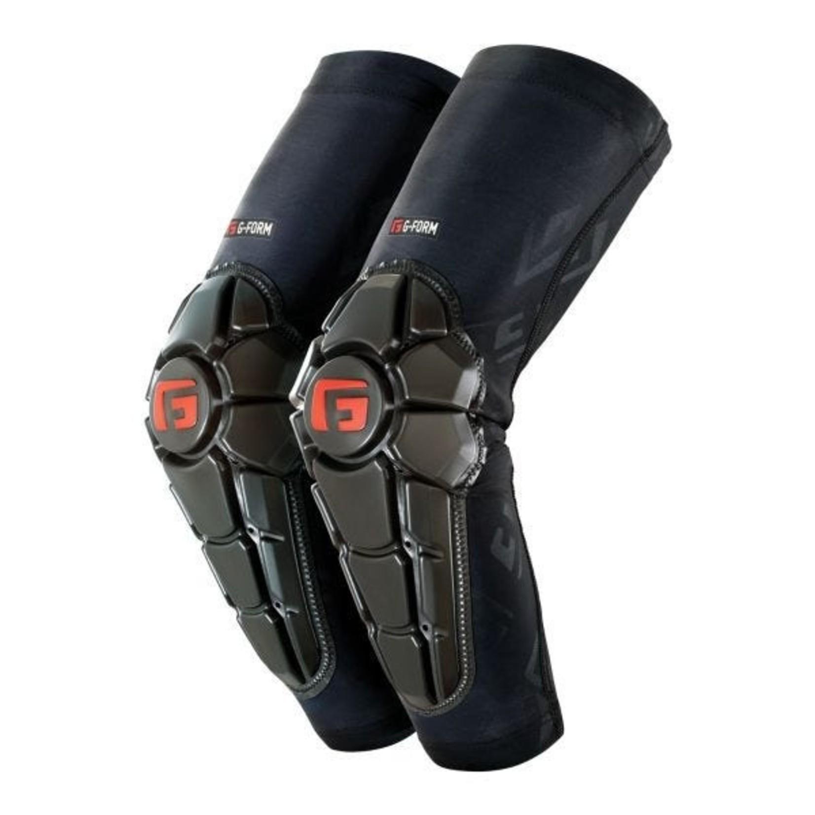 G-Form G-Form, Pro-X2, Elbow/Forearm Guard, Black, M, Set