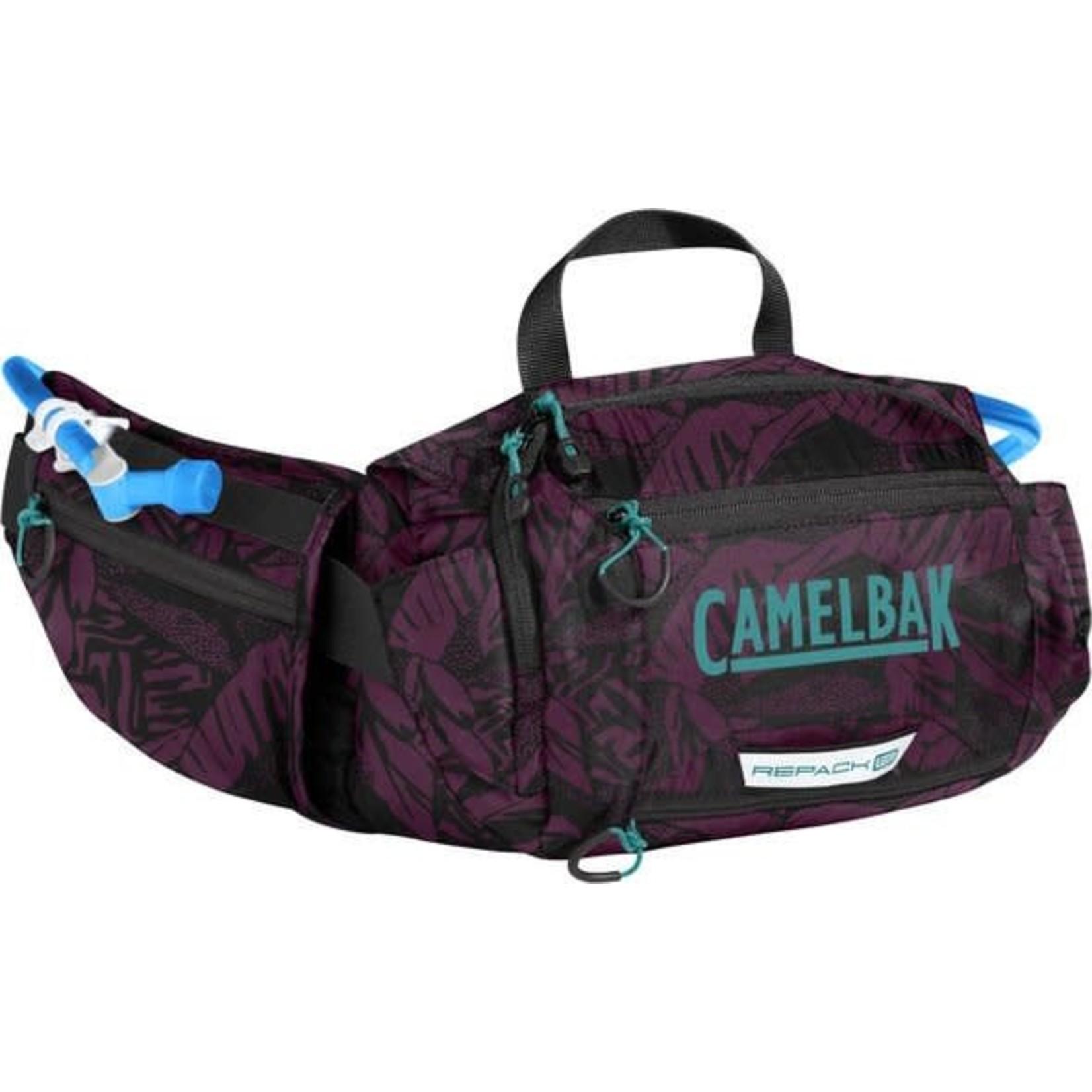 CAMELBAK Hip Pack, Repack LR 4, 50oz, Plum / Black