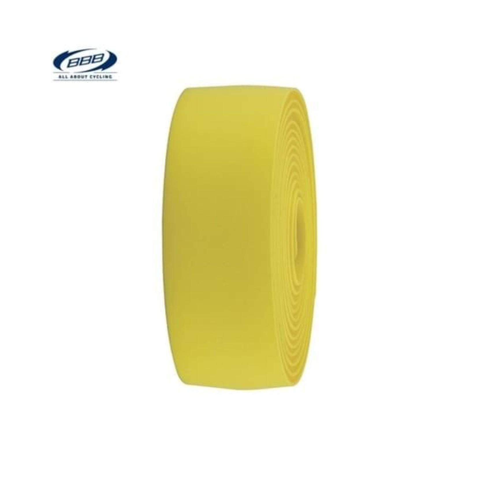 BBB Handlebar Tape - RaceRibbon - Yellow
