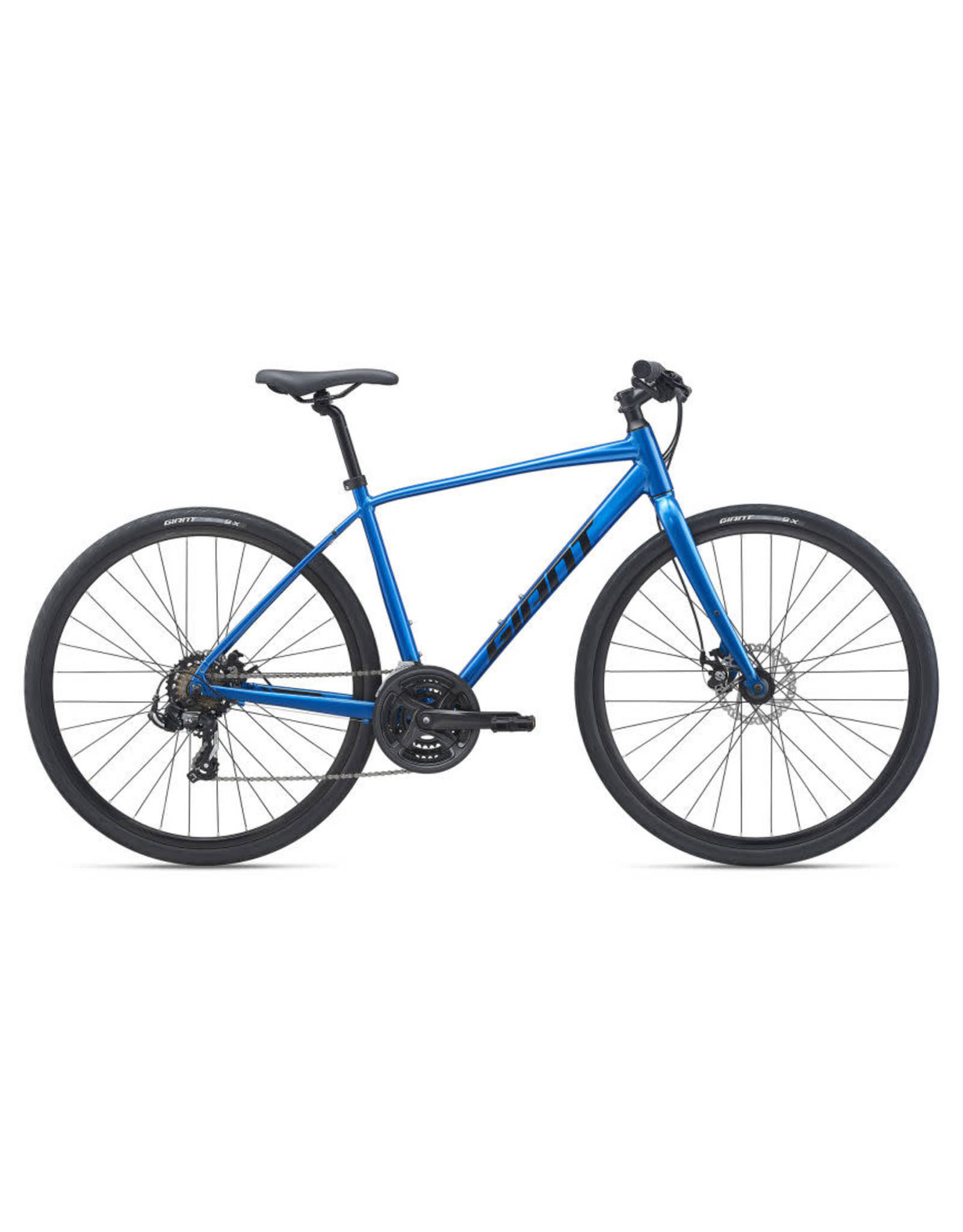 Giant 21 Giant Escape 3 Disc L Metallic Blue