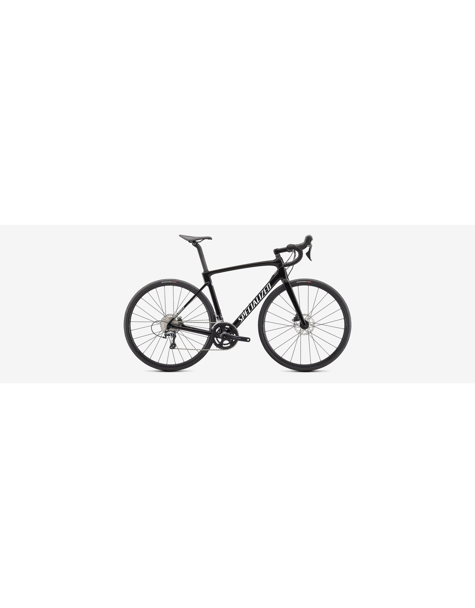 Specialized 21 Spec Roubaix Tarblk/Abln 58