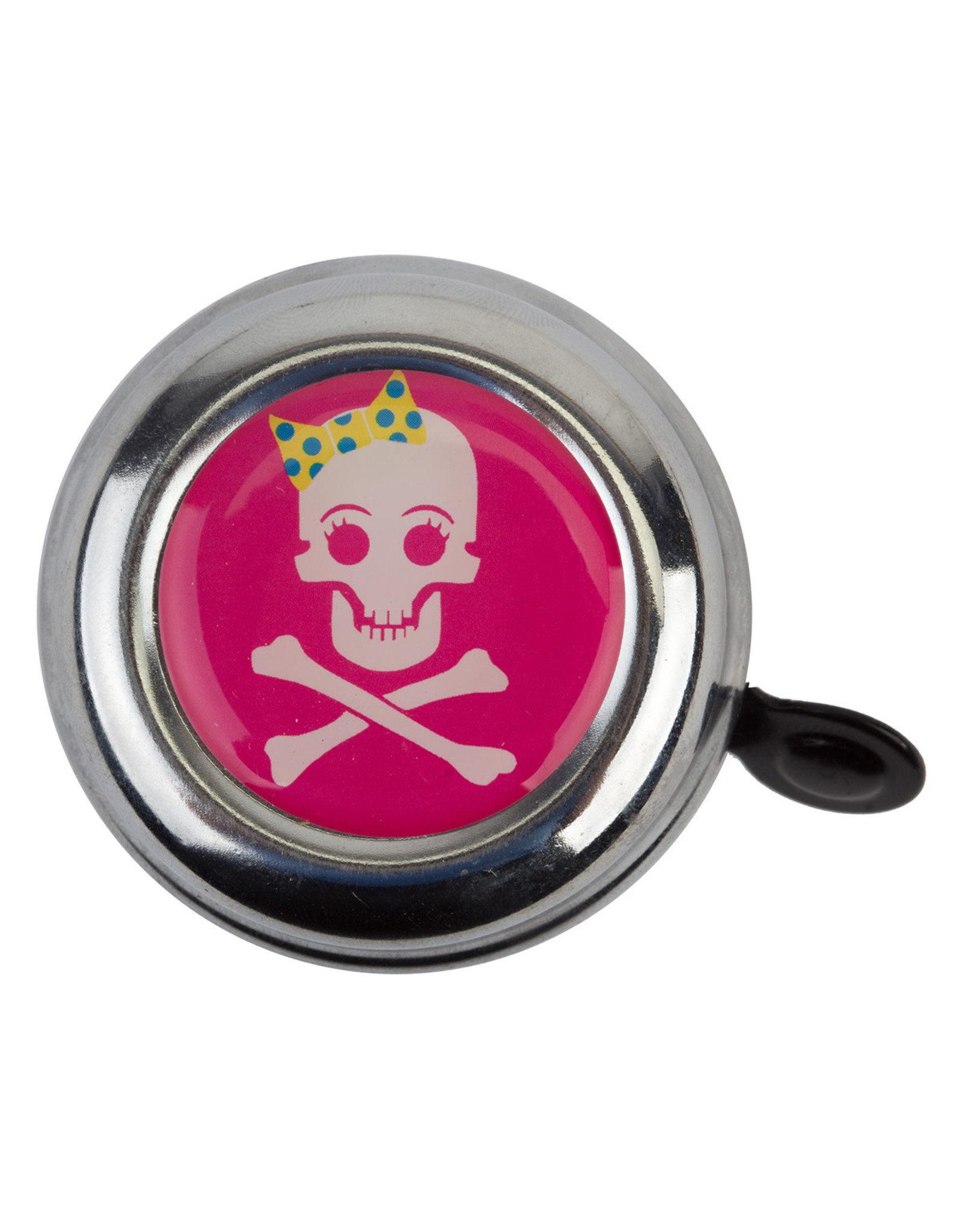 Bell Swell Girly Skull Bell