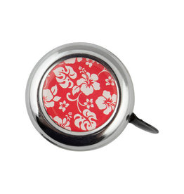 Clean Motion Bell Swell Flowers Red