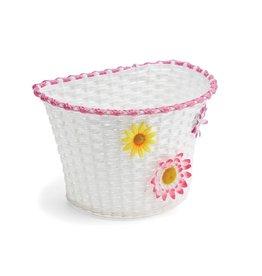 Giant Basket Giant Kids White Flower Basket
