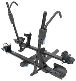 "RockyMounts Rack Auto RockyMounts MonoRail 2"" Receiver Hitch Rack: 2-Bike, Black"