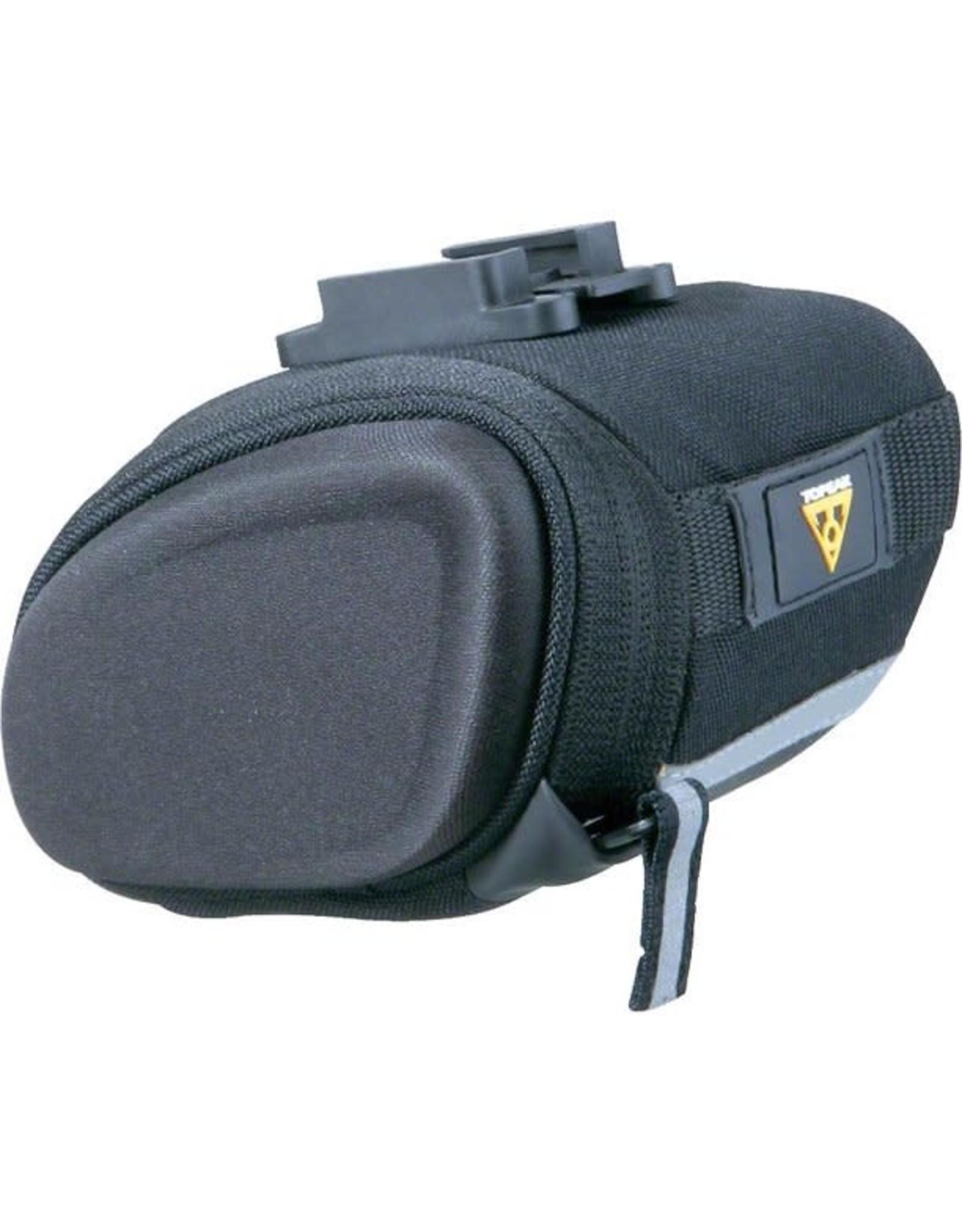 Topeak Bag Topeak SideKick Wedge Seat Bag Medium, Black