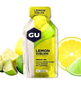 GU Energy Labs GU Gel Lemon Sublime single