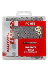 SRAM Chain Sram PC951-9s 1/2x3/32 Gry wPwrlnk