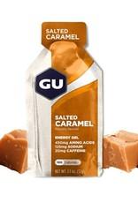 GU Energy Labs GU Energy Gel: Salted Caramel Box of 24 single
