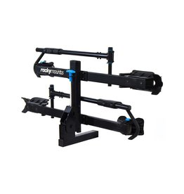 "RockyMounts Rack Auto RockyMounts MonoRail 1.25"" Receiver Hitch Rack: 2-Bike, Black"