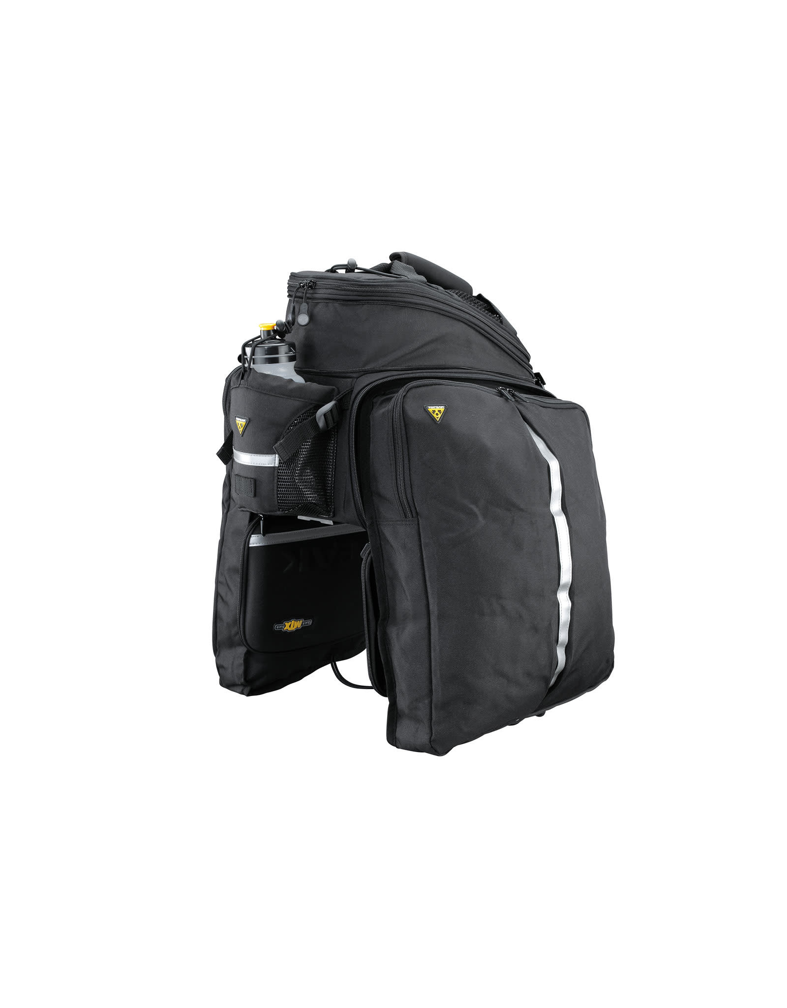 Topeak Bag Topeak MTX TrunkBag DXP w/ Panniers Black