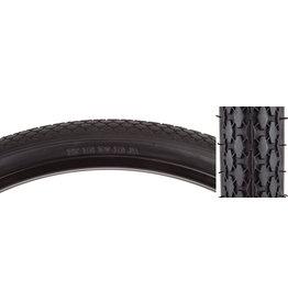 SUNLITE Tire 26x1-3/8 Bk/Bk Street Kenda K103