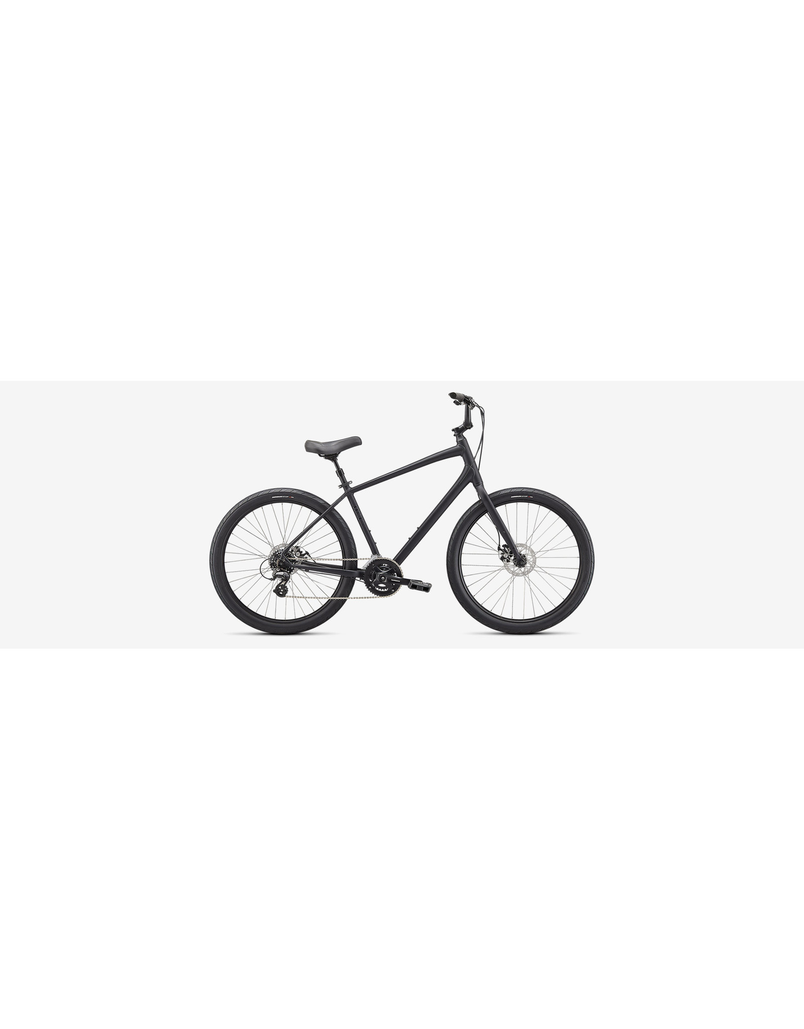 Specialized 21 Spec Roll Sport Blk/Grap/Blk Small