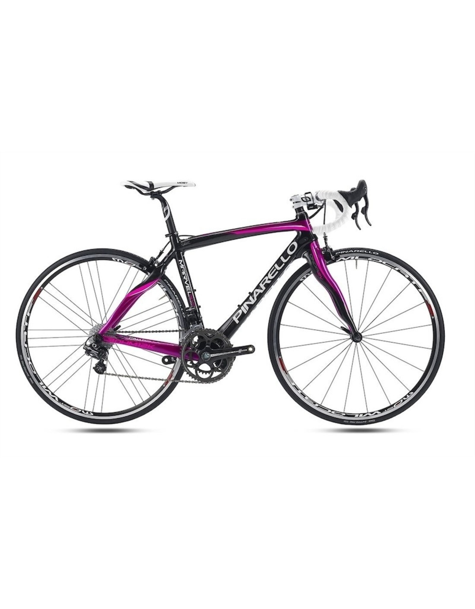 16 Pinarello Marvel T2 49cm Ultegra Black/Pink