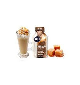 GU Energy Labs GU Caramel Macchiato Gel Box of 24 single