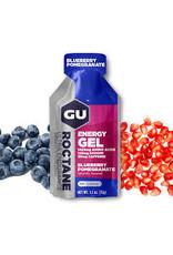 GU Energy Labs GU Blueberry Pomegranate Roc Gel Box of 24 single