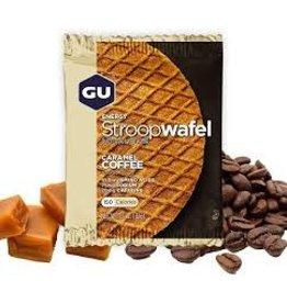 GU Waffle Caramel Coffee Box of 16 single
