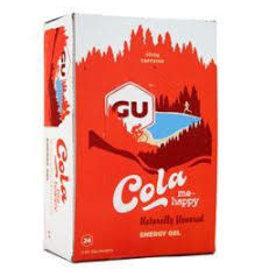 GU Energy Labs GU Energy Gel: Cola Me Happy Box of 24