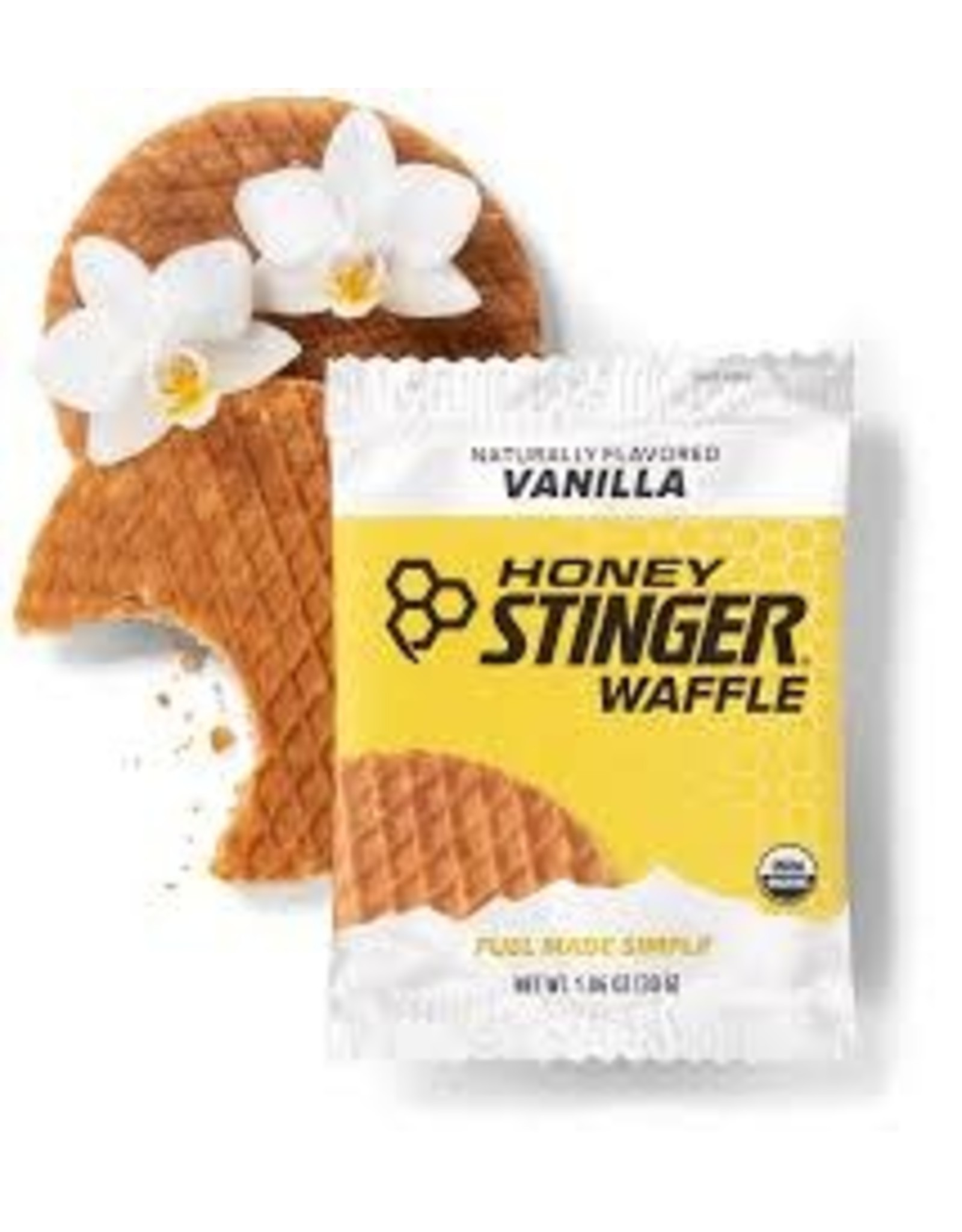 Honey Stinger Honey Stinger Waffle Vanilla - 16/Box Single