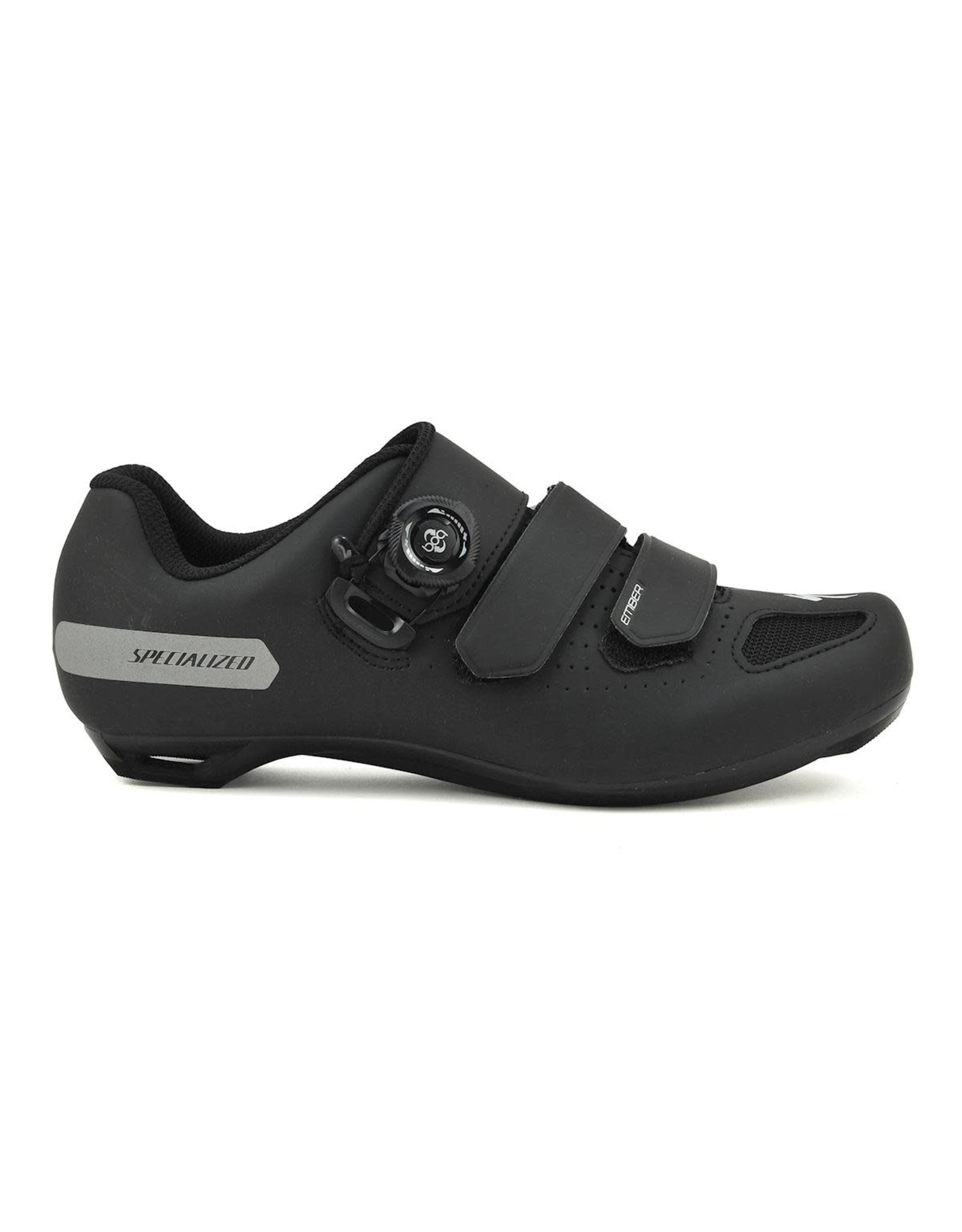 Specialized Shoe Spec Ember RD 42/10.5 Blk/Sil