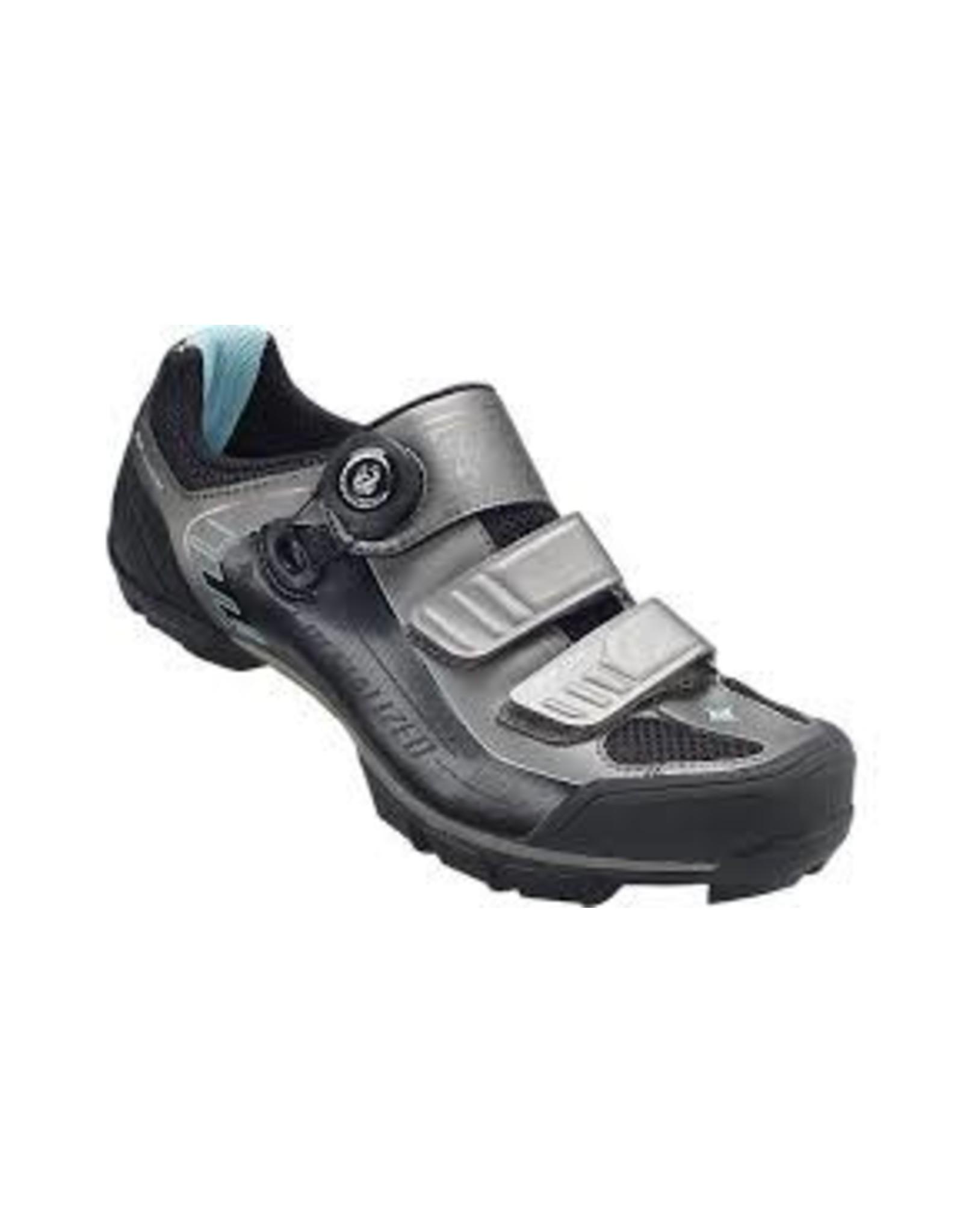 Specialized Shoe Spec Motodiva Mtb Wmn Ti/Blk 36/5.75