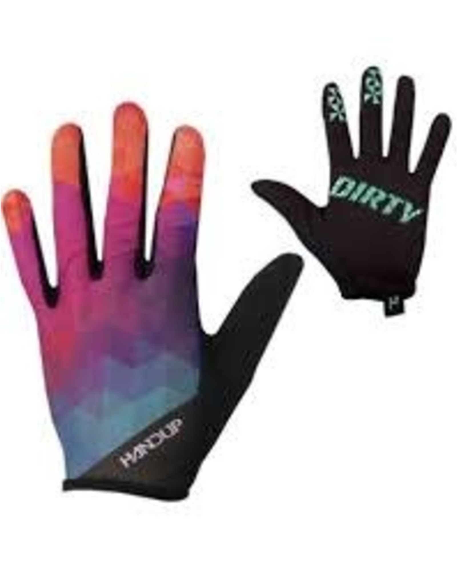 Glove Handup Summer Lite Pink/Teal XL
