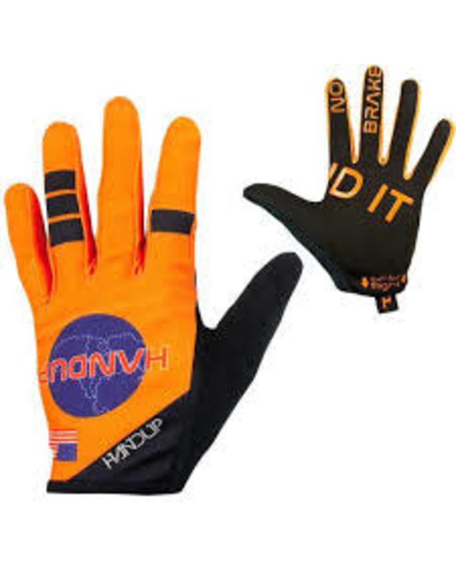 Glove Handup Shuttle Runners Orange Medium