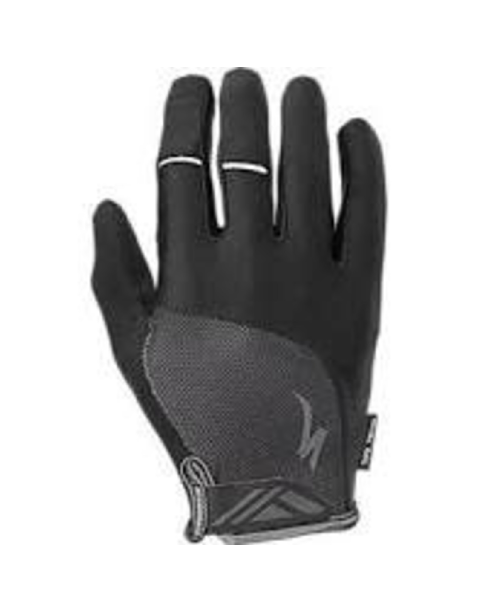 Specialized Glove Spec Gel Long Finger Black Medium