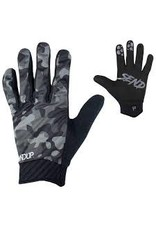 Glove Handup Cold Night Camo  Large