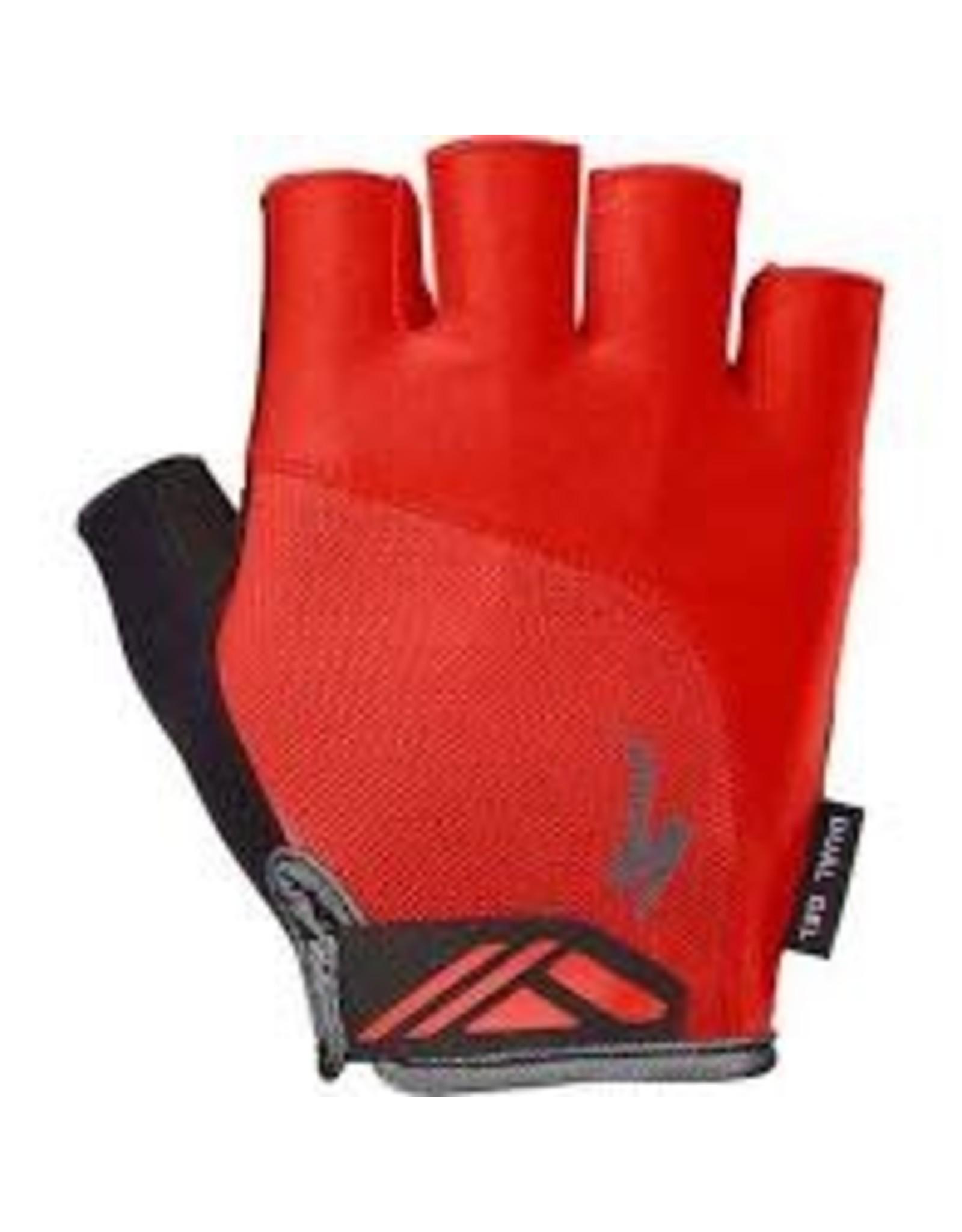 Specialized Glove Spec Dual Gel SF Red XL