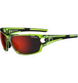 Tifosi Sunglasses Tifosi Amok, Crystal Neon Green Interchangeable